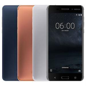 Nokia 6 scherm reparatie
