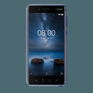Nokia 8 scherm reparatie